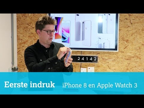 eerste-indruk:-iphone-8,-iphone-8-plus-en-apple-watch-series-3