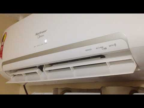 Ar Condicionado Midea Springer inverter 9.000 BTU's