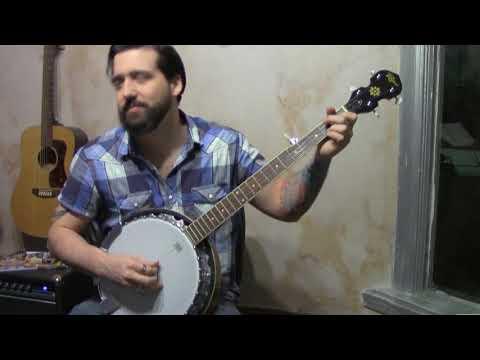 Rogue B30 Banjo Deluxe Demo