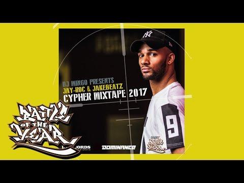 DJ MINGO presents: JAY-ROC & JAKEBEATZ CYPHER MIXTAPE 2017