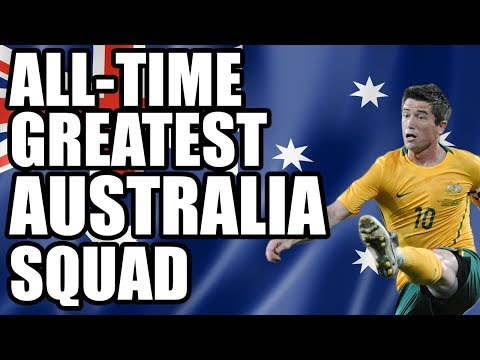 All-Time Greatest Australia Squad