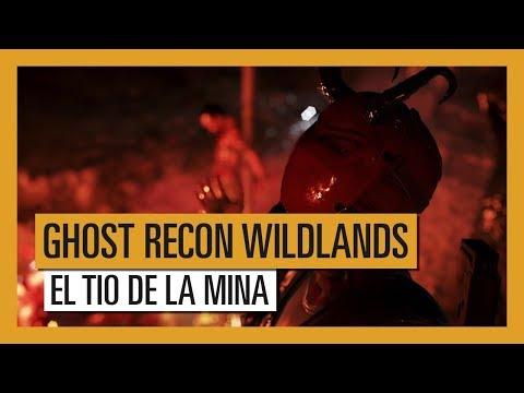 GHOST RECON WILDLANDS: EL TIO DE LA MINA LEGEND