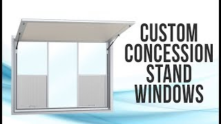 Custom Concession Stands