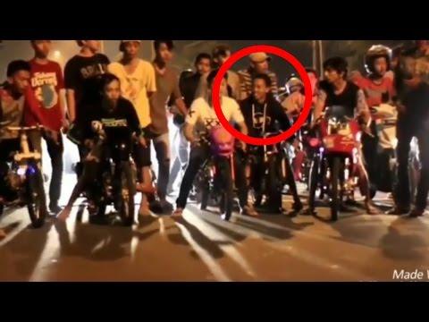SERUU!! Lihatlah Balap Liar Jakarta At SERA Nite Race 402m