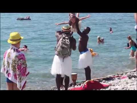 Песчаный пляж парадайз фото греция хилл