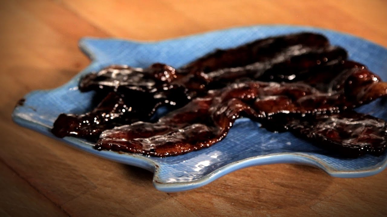 How To Make Candied Bacon  Bacon Recipes
