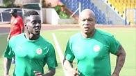 🏆CAN Cameroun 2021 //Eswatini vs SÉNÉGAL  Premier galop d'entraînement des Lions avec Elhadj Diouf