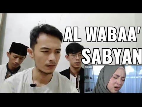 sabyan---al-wabaa''(official-music-video)  -covid-19-reaction