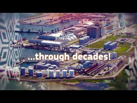 Season's Greetings 2016 from Port of Tallinn: Innovation and Developments!