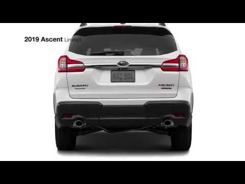 2019 NEW Subaru Ascent Limited Model Review