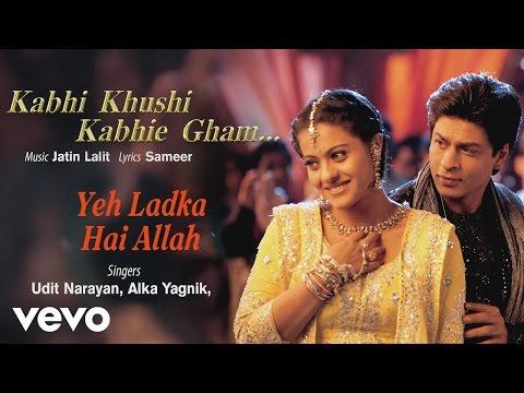 Official Audio Song | Kabhi Khushi Kabhie Gham | Alka Yagnik | Jatin Lalit | Sameer