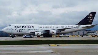 Iron Maiden in Chicago, 2016