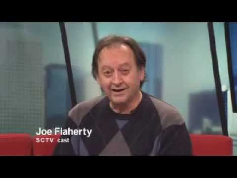 A message from SCTV's Joe Flaherty