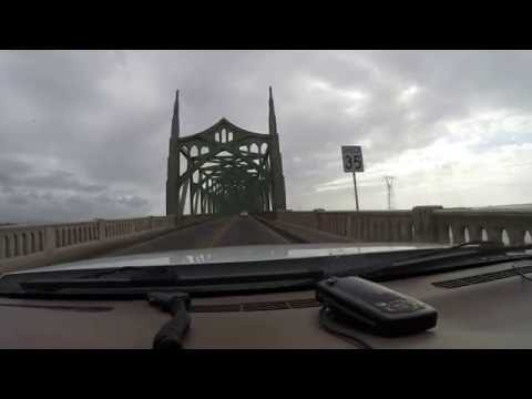 RV Life Living Full Time In a RV S4 E4 Cruising Down the 101 Oregon Port Orford Marina