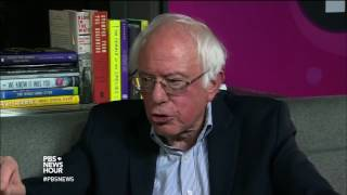 Bernie Sanders on President-Elect Trump and the future of American politics
