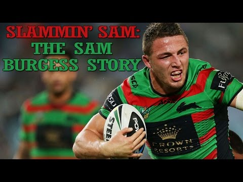 Slammin' Sam: The Sam Burgess Story