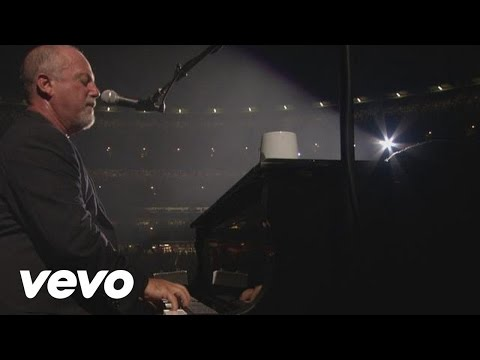 Billy Joel - Lullabye (Goodnight, My Angel) (from Live at Shea Stadium)