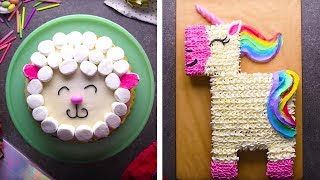 Wedding & Birthday Cake Decoration Ideas | Cakes, Cupcakes and More Recipe Videos by So Yummy