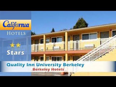 Quality Inn University Berkeley, Berkeley Hotels - California