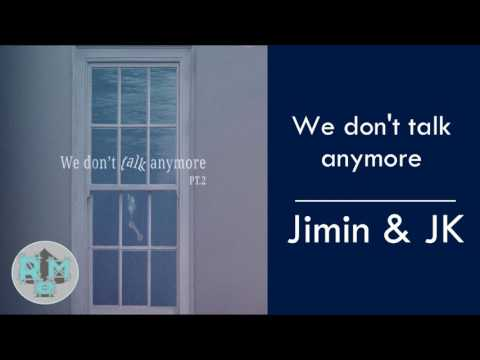 jimin-&-jk-(bts)-we-don't-talk-anymore-(mp3-download)