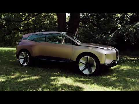 The BMW Vision iNEXT. Exterior Design.