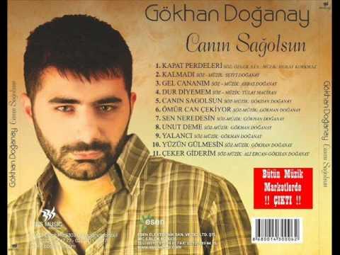Gökhan Doğanay - Kapat Perdeleri YENİ ALBÜM 2011