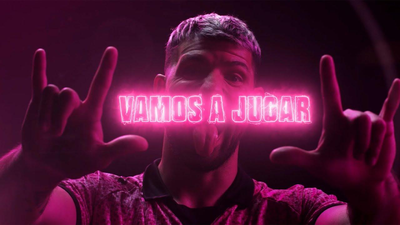 Les presento a KRÜ, mi equipo de esports ! #VamosAJugar
