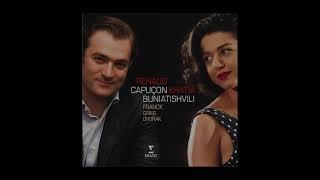 Renaud Capuçon & Khatia Buniatishvili:  Dvořák, Romantic Pieces