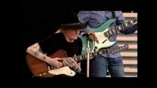 Johnny Winter - Highway 61 Revisited Live 2007 @ Crossroads Festival.