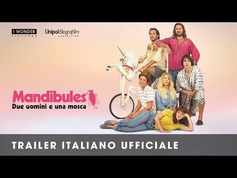 Mandibules - Due uomini e una mosca | Trailer Italiano Ufficiale HD