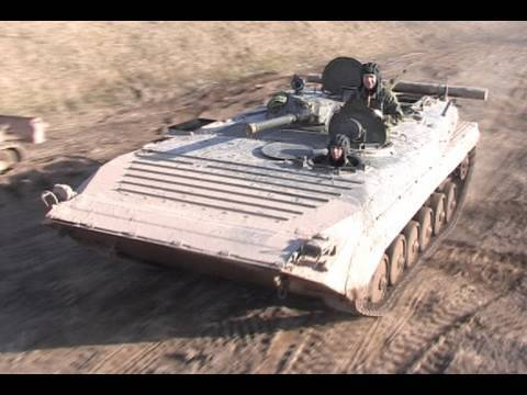 Selbst Panzer fahren: Hobbypiloten im Stahlkoloss
