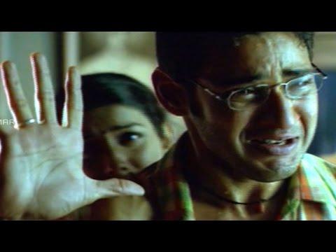 Nijam Movie    Mahesh Babu Emotional To Brahmaji    Mahesh Babu,Rakshita
