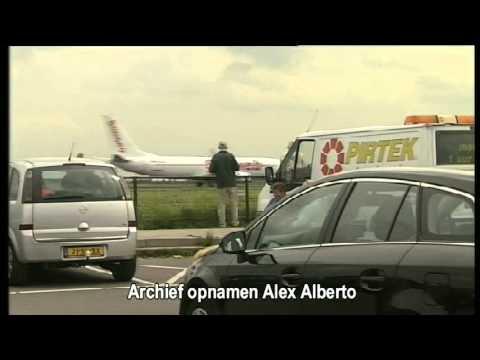 """""""AANKOMST EERSTE EMIRATES AIRBUS 380 OP SCHIPHOL..."""""""
