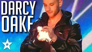 Magician Darci Oake   All Performances   Britain