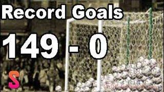 6 Skor Pertandingan Terbesar Sepanjang Sejarah Sepakbola