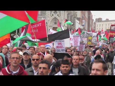 Israel Summons Irish Ambassador Over Ireland's Boycott Bill
