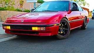 1990 Honda Prelude Si 4WS