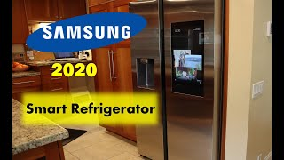 Samsung 2020 Family Hub Fridge Review