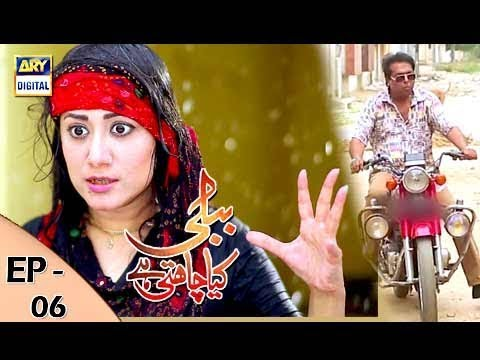 Bubbly Kya Chahti Hai - Episode 06 - 7th November 2017 - ARY Digital Drama