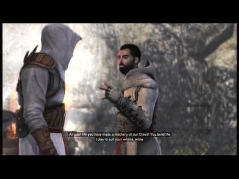 Assassin's Creed Revelations -- The Mentor's Wake |