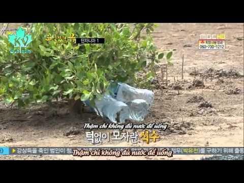 [Vietsub-KV] 121212 MBC KOICA's Dream in Tanzania Part 1 - Nichkhun & Taecyeon