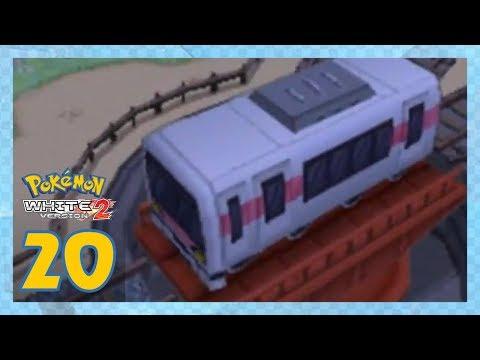 Pokémon White 2 #20 • Off The Rails