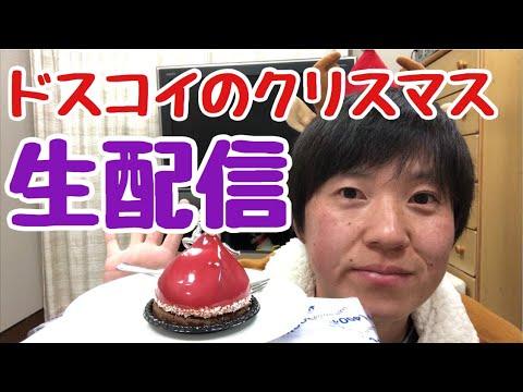 ドスコイのクリスマス!生配信 - YouTube