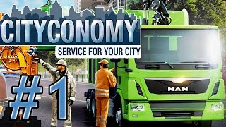 Thumbnail für das Cityconomy Let's Play