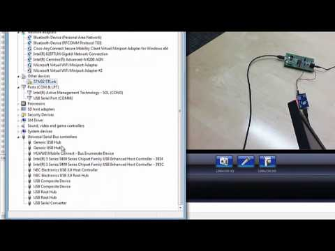 STM32F4 Discovery Board Programming with Embedded Coder