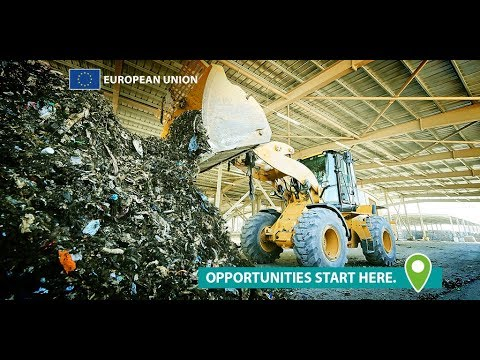 EU-funded project: an integrated waste management system in West Macedonia