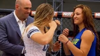 TUF 18: Team Rousey vs Team Tate Preview