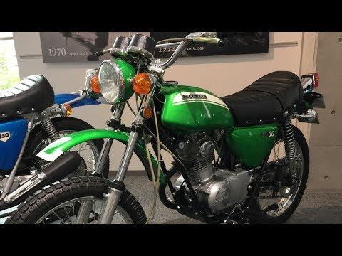 70年式、ホンダ ベンリイSL90