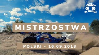 RC Offroad Championship 2018 - Rally of The Amber route