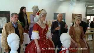 Kleiner Markgraf :Präsentation der Rohform 21.04.2012 Kunsthaus